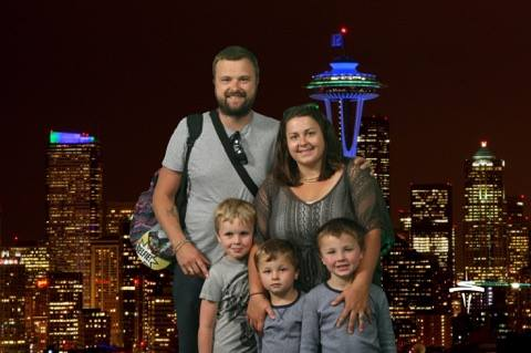 family space needle