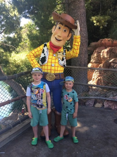 rory and theo woody disney