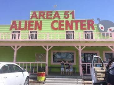 Area51 Alien Center