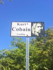 Kurt Cobain ribute