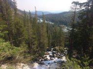 Mammoth lakes Twin falls
