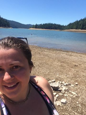Selfire trinity lake