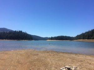 Trinity lake 1