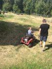Castle mountaing go cart